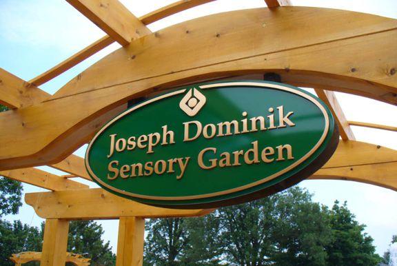 Joseph Dominik Sensory Garden