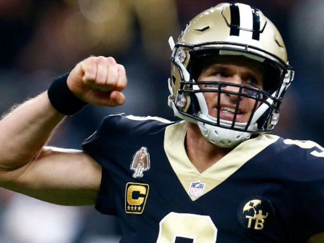 Drew Brees Celebrates Christian Faith While Responding to Critics of 'Bring Your Bible to School' Video