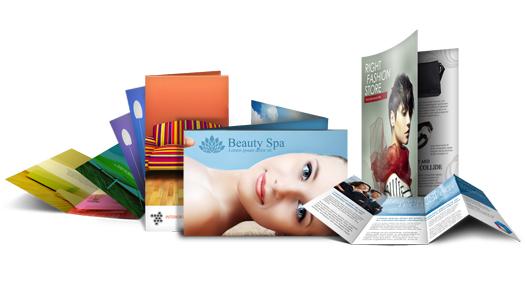 Brochures - 8.5 x 11