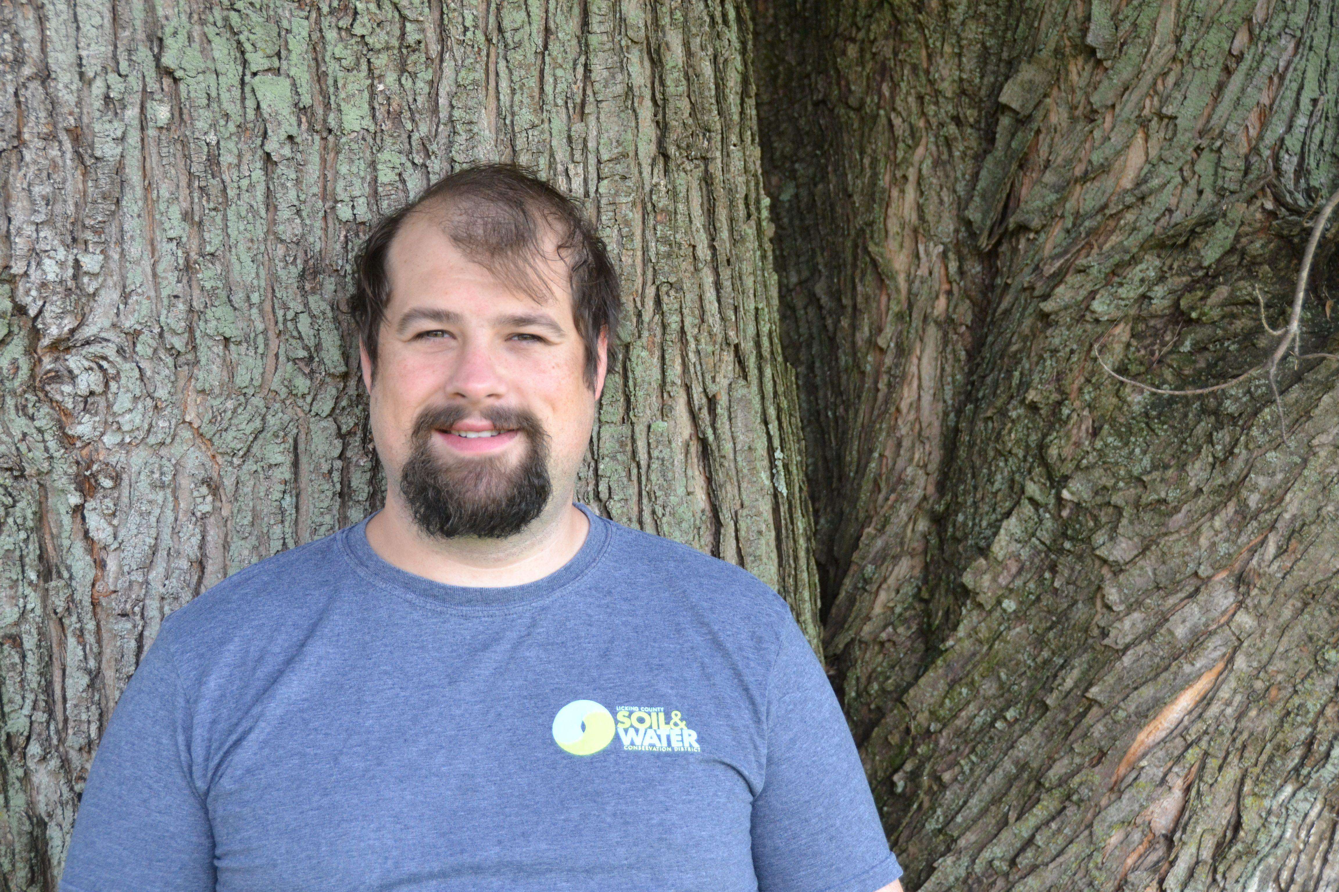 Kyle Seitz, District Urban Technician