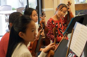CYS String Ensembles