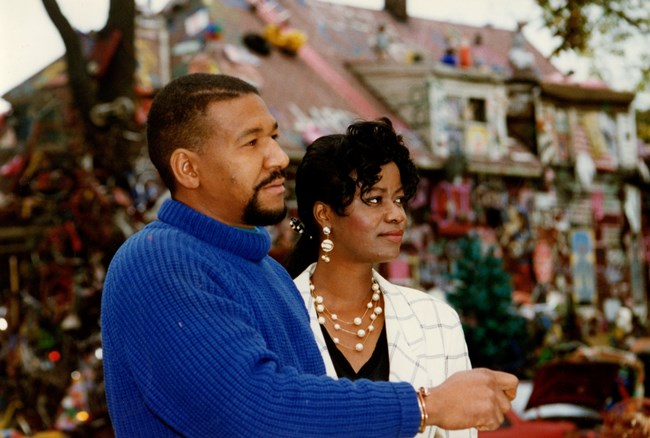 Tyree and Jenenne, 1995