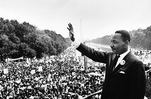Thank You Dr. King!