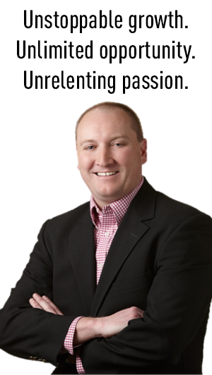 Kevin Fries, HR Manager