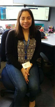 Interview - Shirley Perez, Resource & Referral Specialist