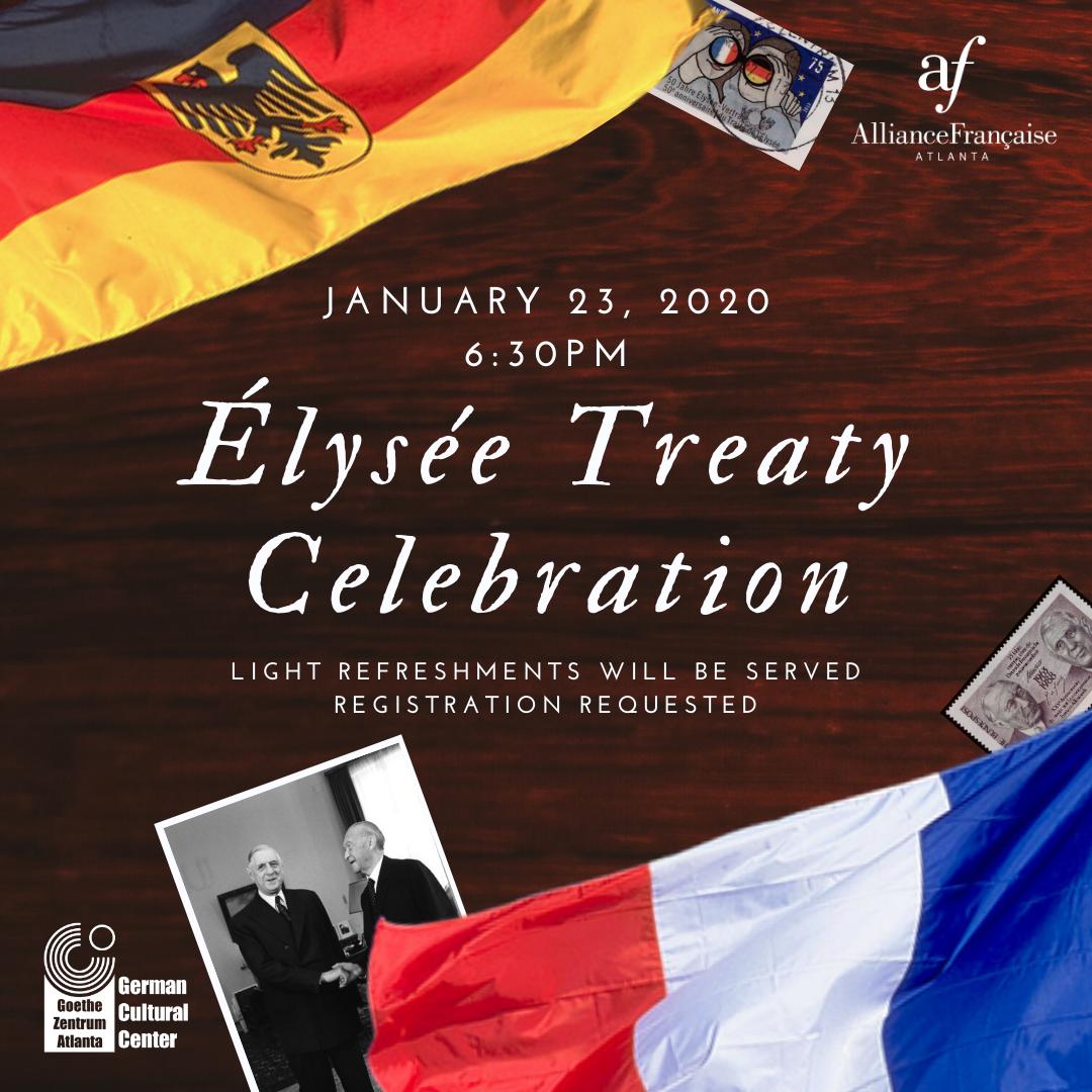 Élysée Treaty Celebration