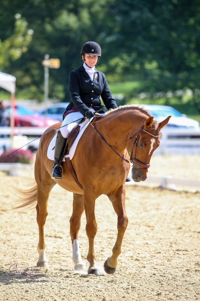 Ariel Wyatt Awarded Trip Harting Fund Grant for Pony Club Members/Graduates