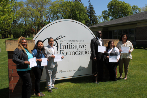 SMIF's Prosperity Initiative graduates first 6 minority-owned southern Minnesota businesses