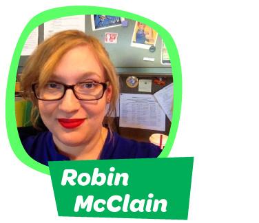 Robin McClain