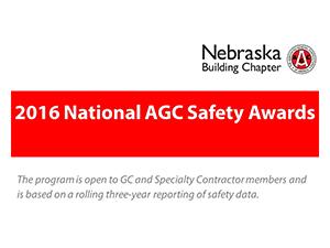National AGC Safety Awards