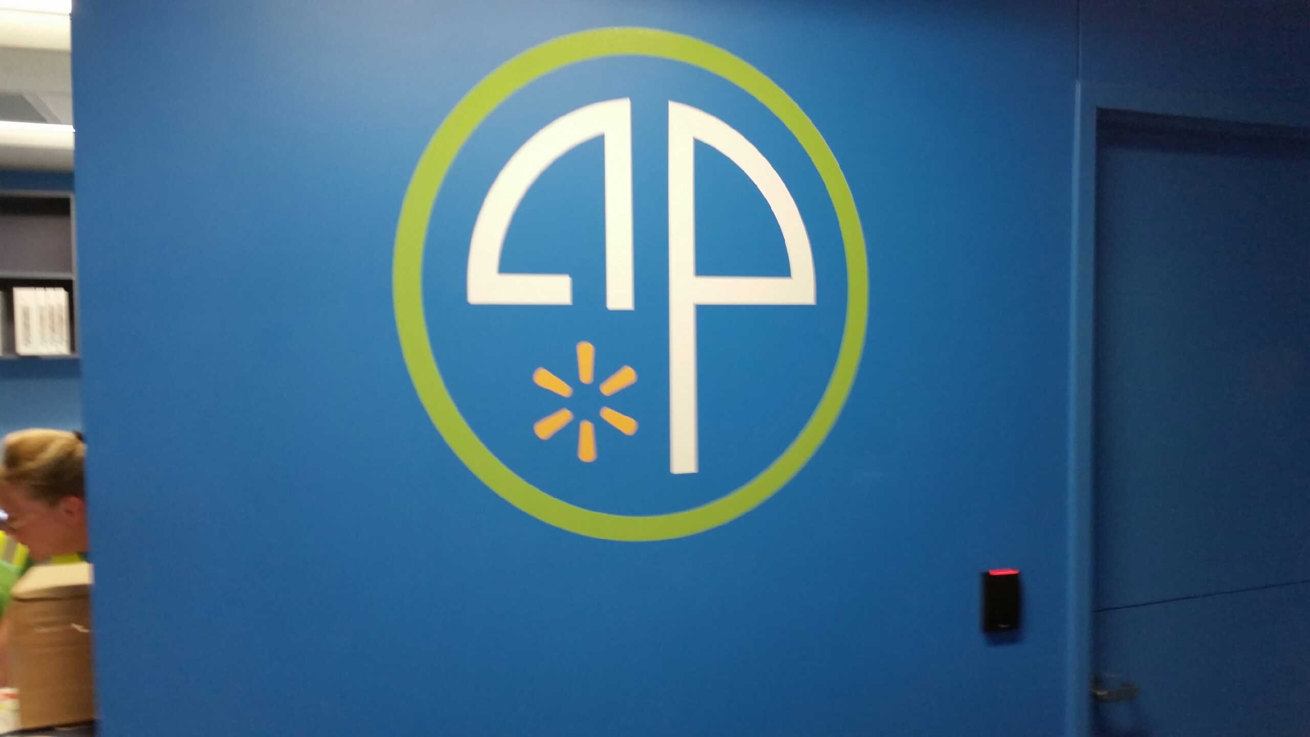 Interior Wall Graphics