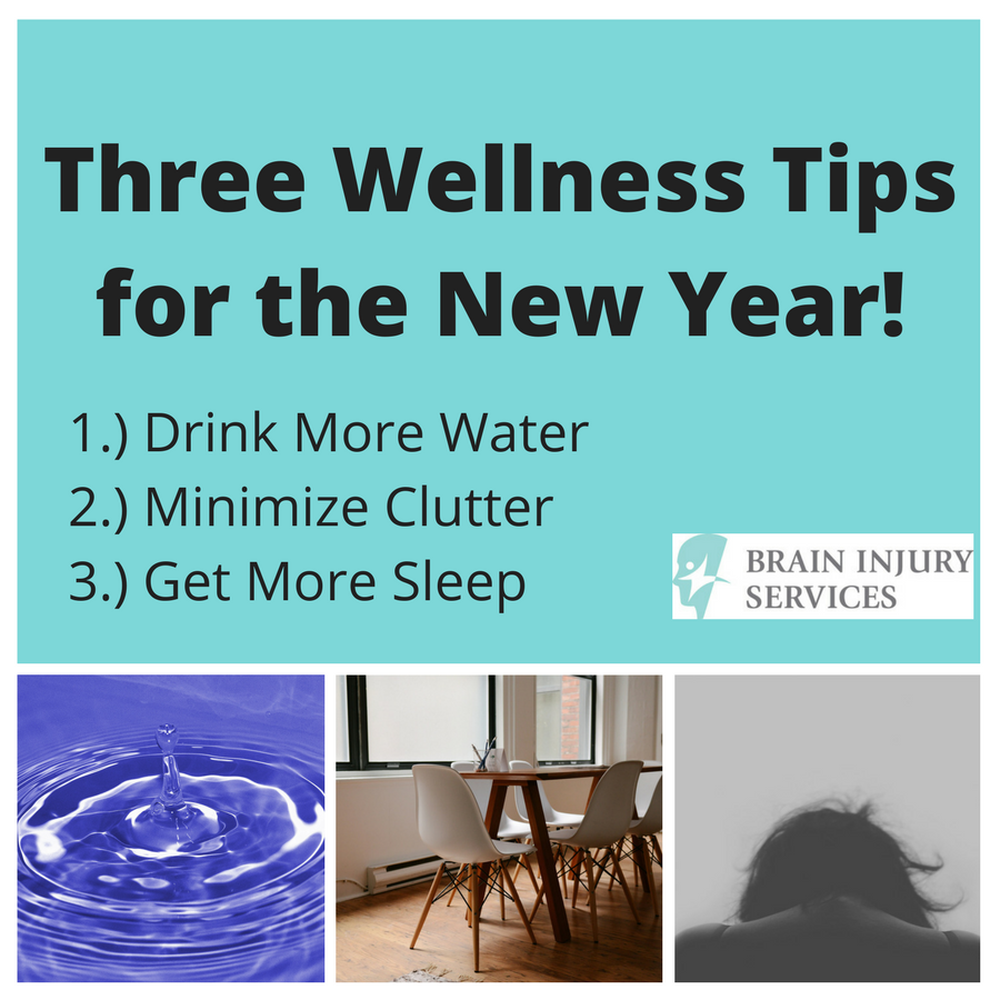 Three Wellness Tips for the New Year