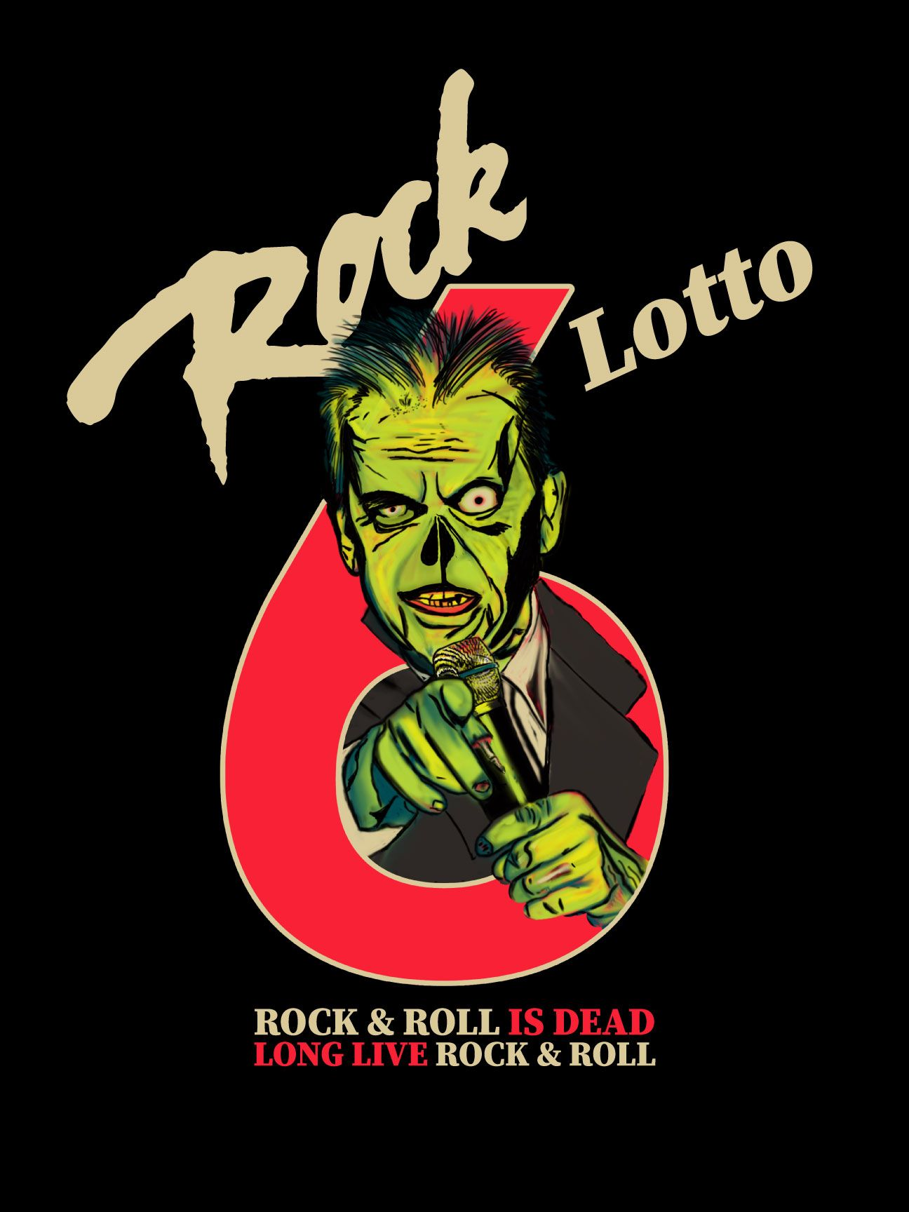Missoula Rock Lotto VI: Rock is Dead, Long Live Rock & Roll