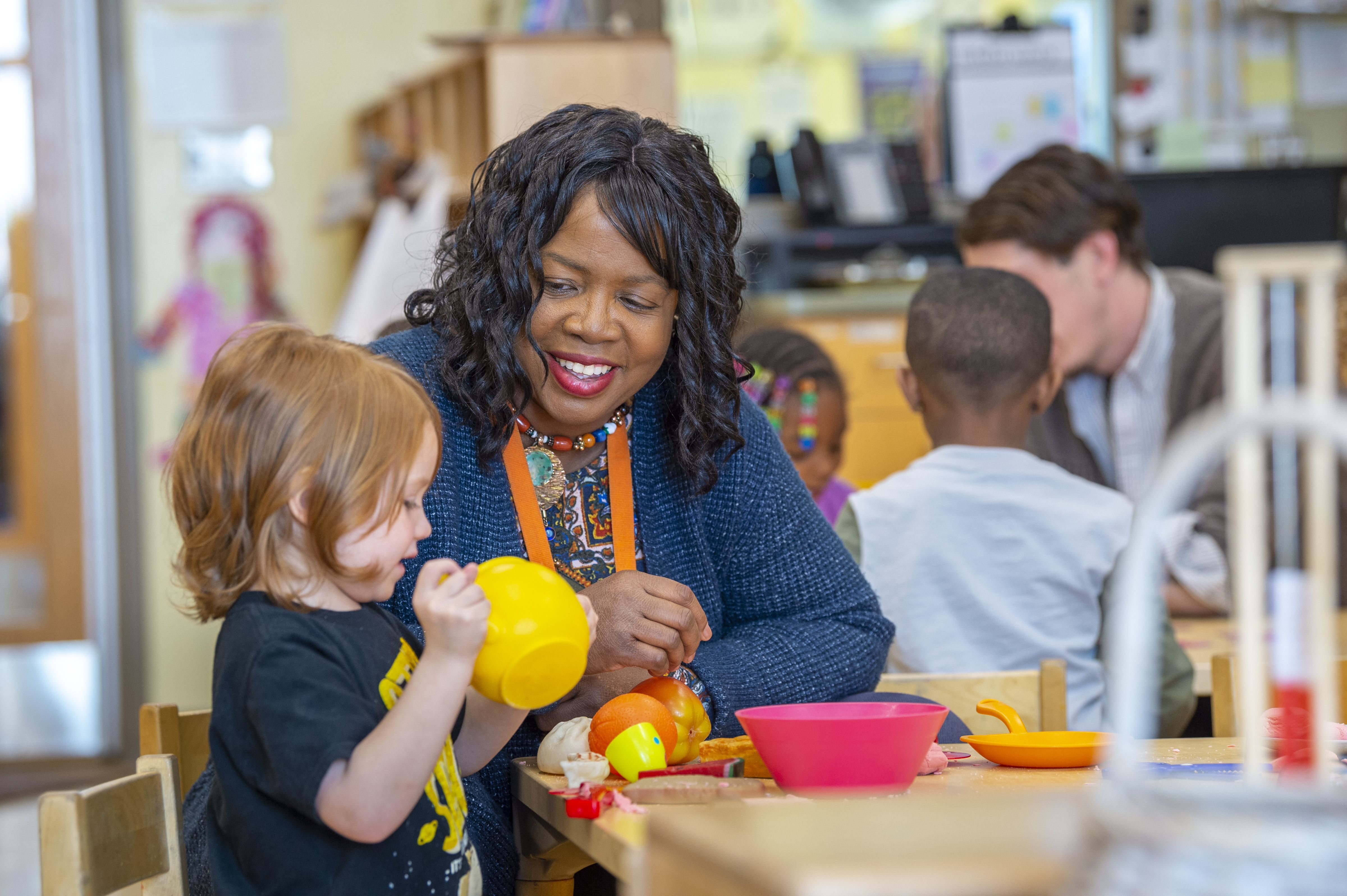 New 'Place-based' Bachelor's Program Aims To Invest Big In Colorado's Early Childhood Workforce