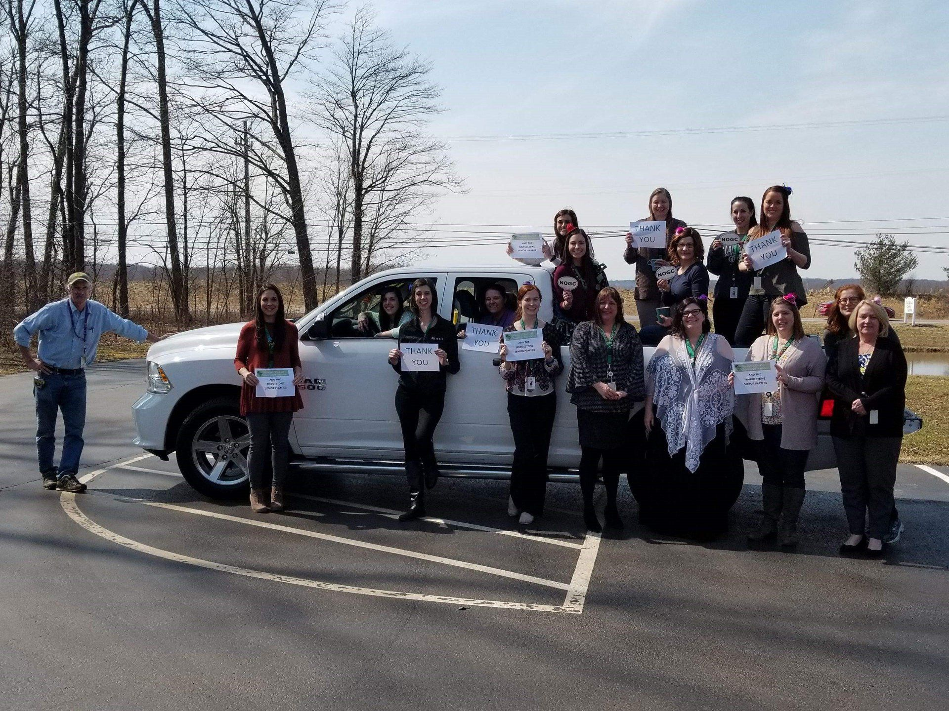 A New Truck for WomenSafe