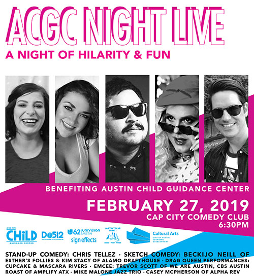3rd Annual ACGC Night Live