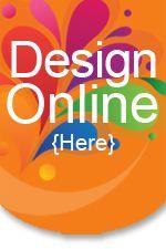 Design Online Button