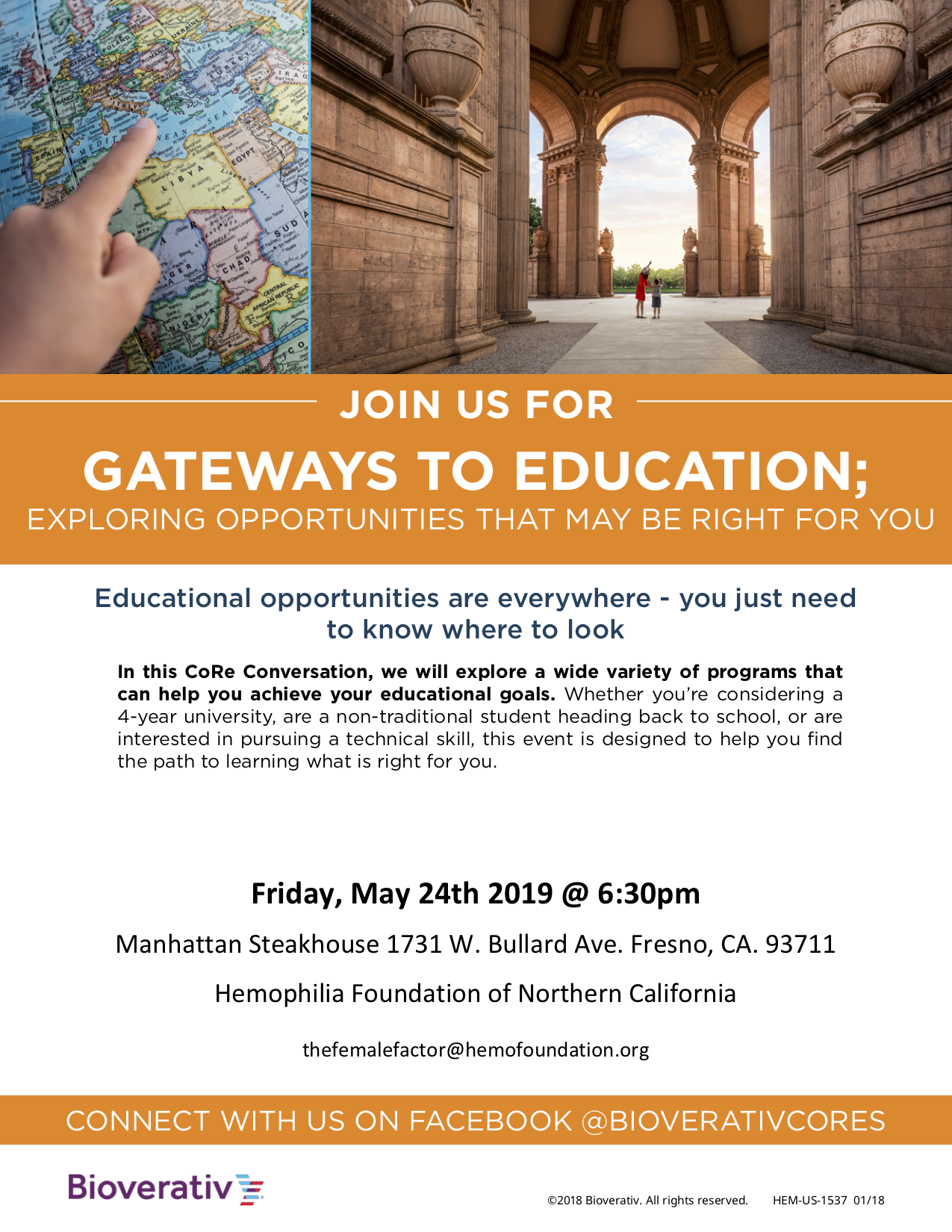 GATEWAYS TO EDUCATION; EXPLORING OPPORTUNITIES THAT MAY BE RIGHT FOR YOU