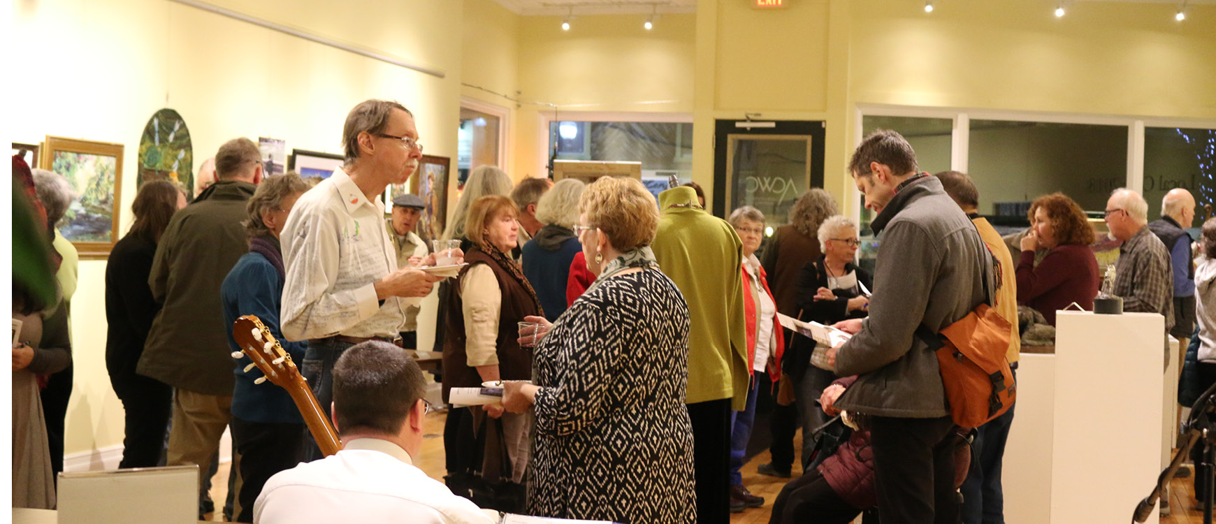 Arts Council for Wyoming County Celebrating Rural Artists