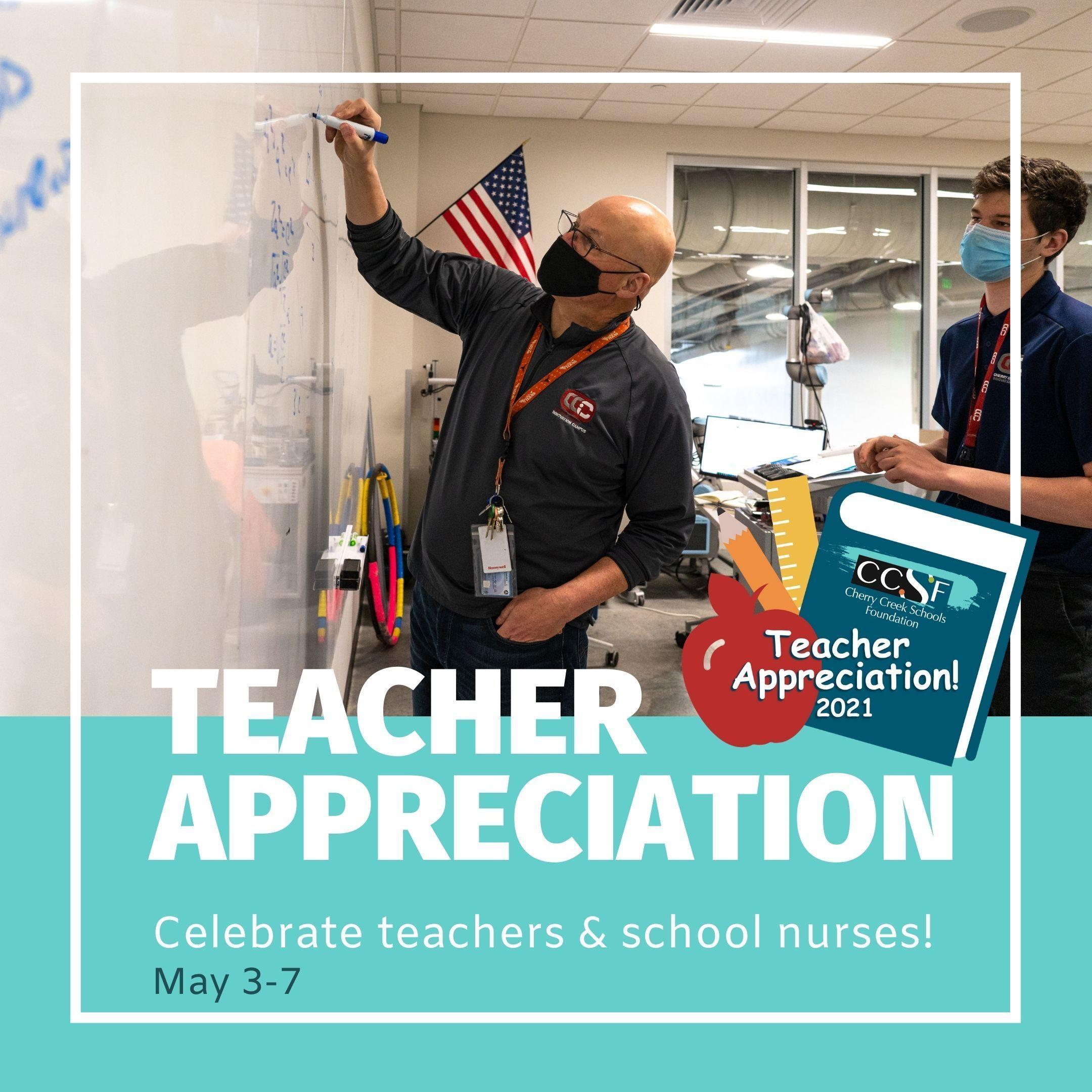 Teacher & School Nurse Appreciation