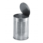 tin can, steel can
