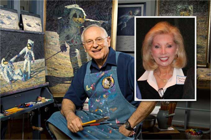 Leslie Bean - Celebrating Alan Bean and the 50th Anniversary of Apollo 12