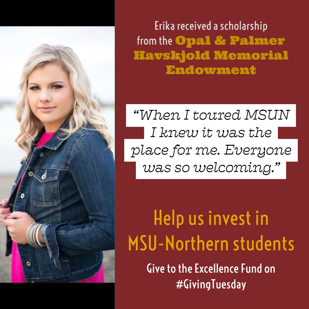 Giving Tuesday: Scholarships