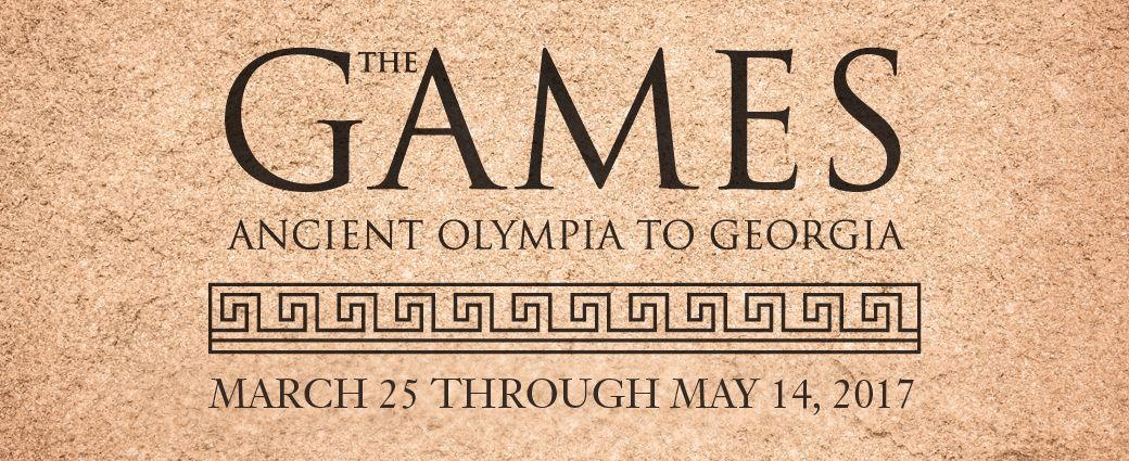 The Games: Ancient Olympia to Georgia