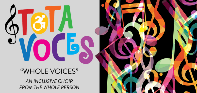 ***SUSPENDED due to COVID-19***  Tota Voces (Whole Voices) Choir Rehearsal