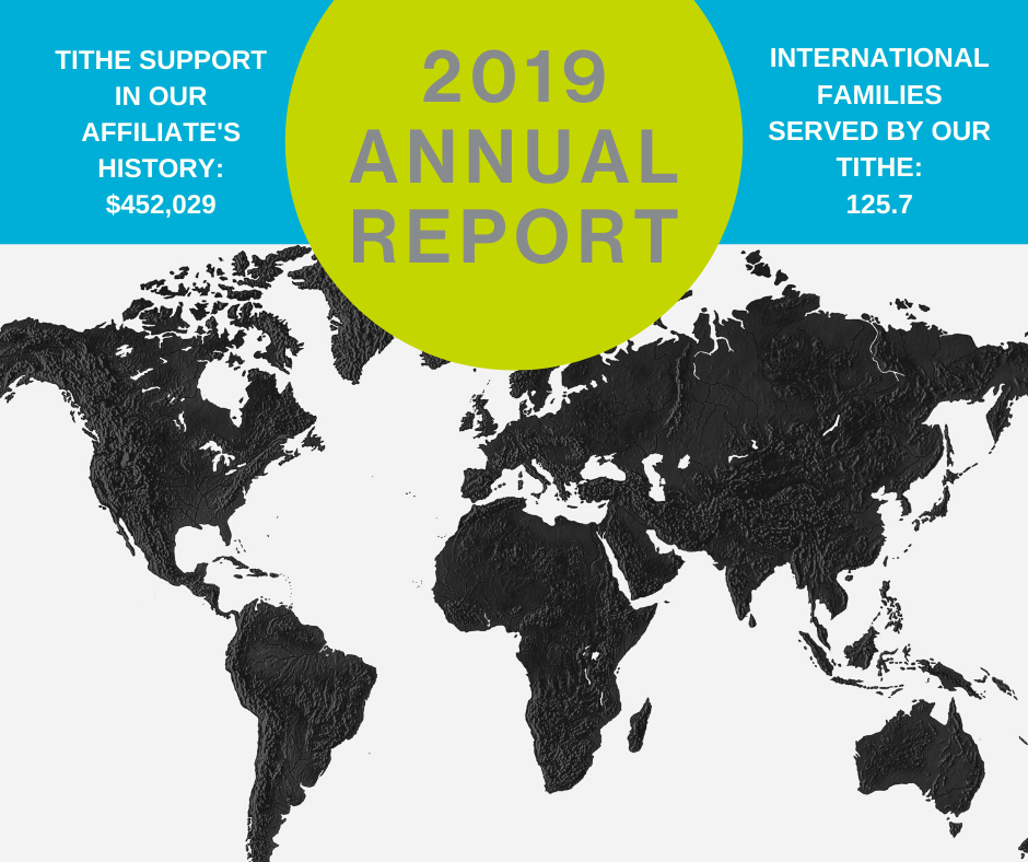 2019 Annual Report - Tithe