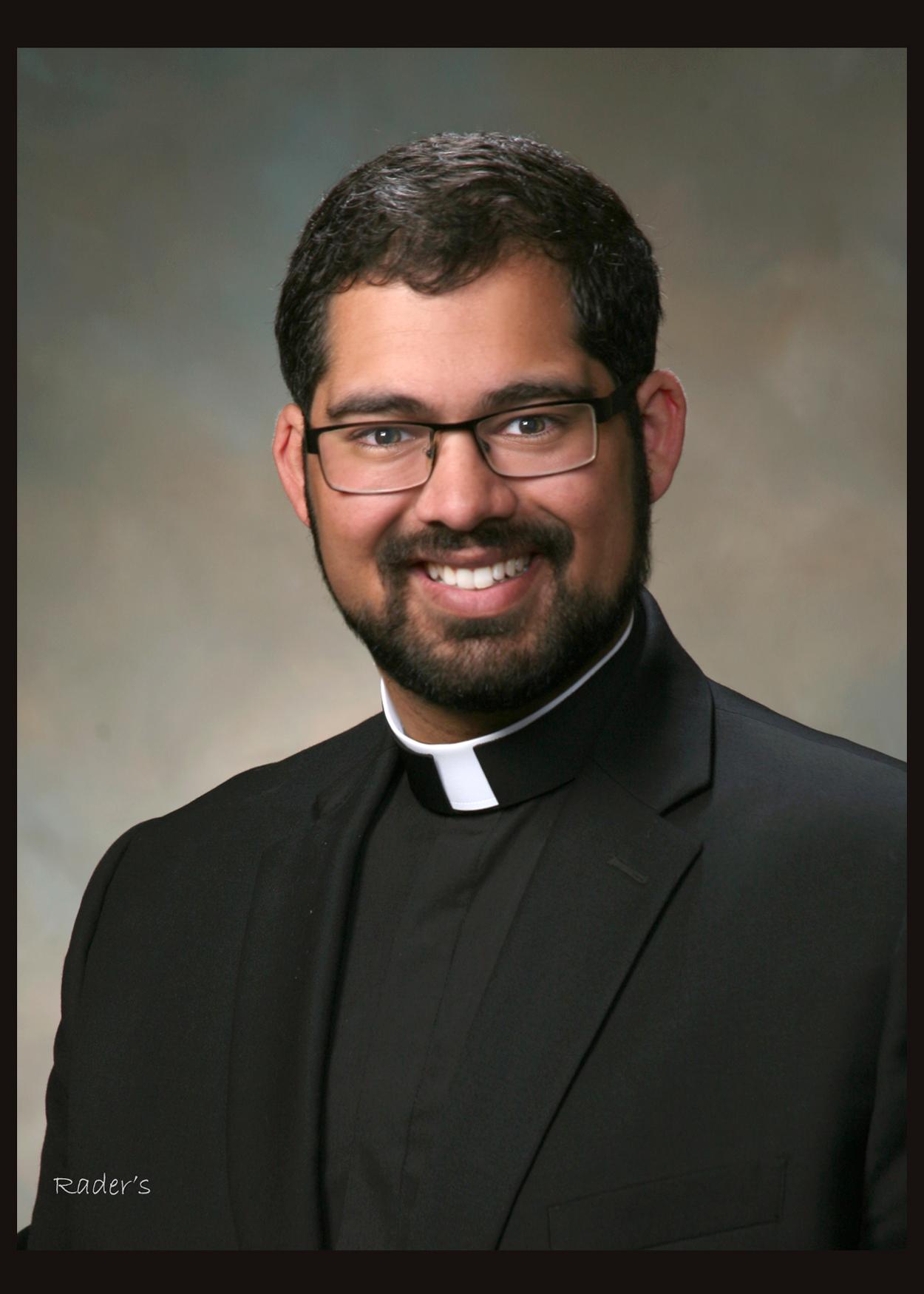 Rev. Nicholas Mishek
