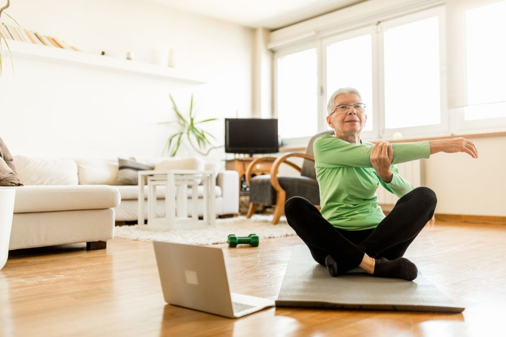 Study: Exercise Classes Reduce Loneliness, Social Isolation in Seniors