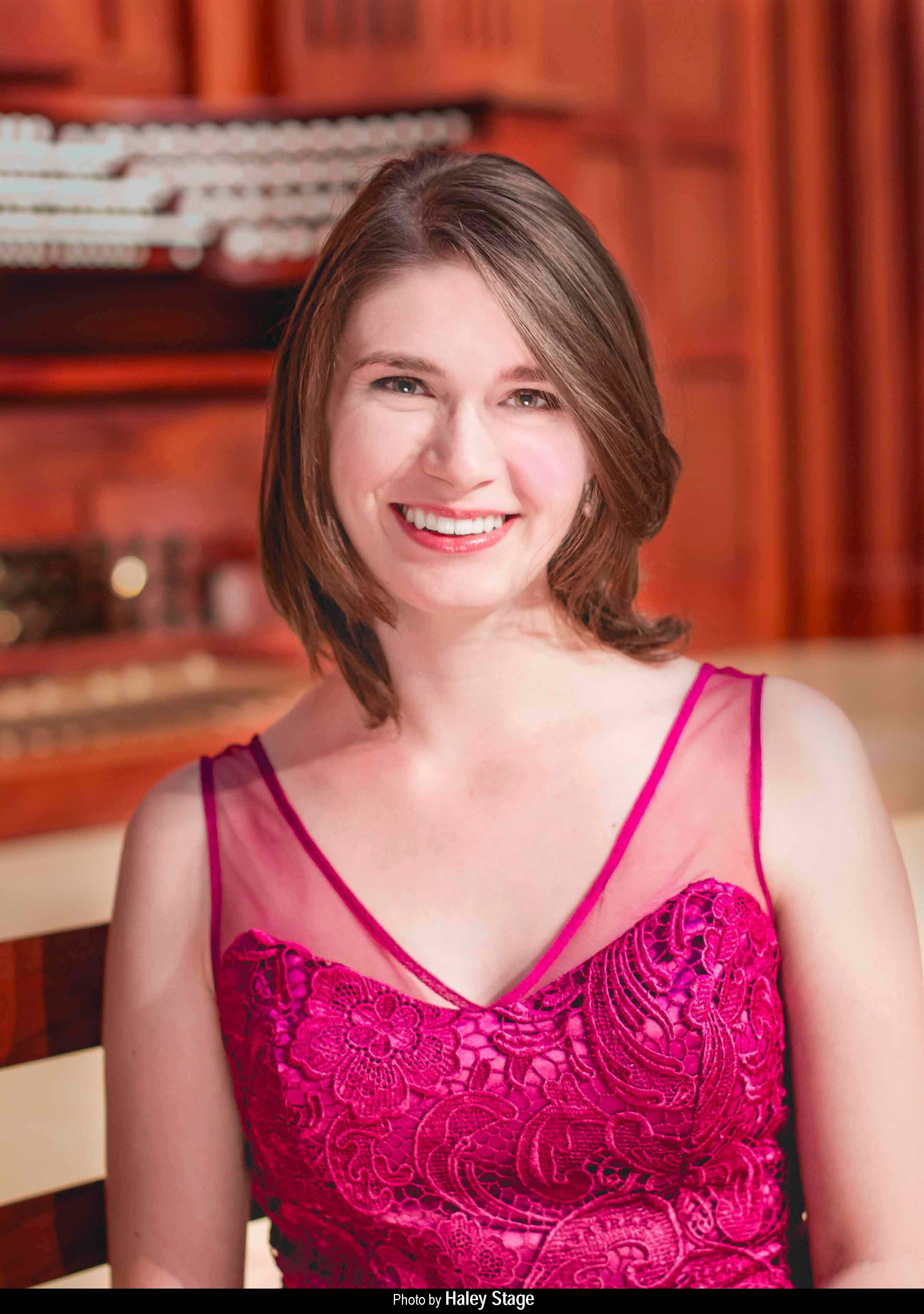 November Organ Recital: Monica Czausz