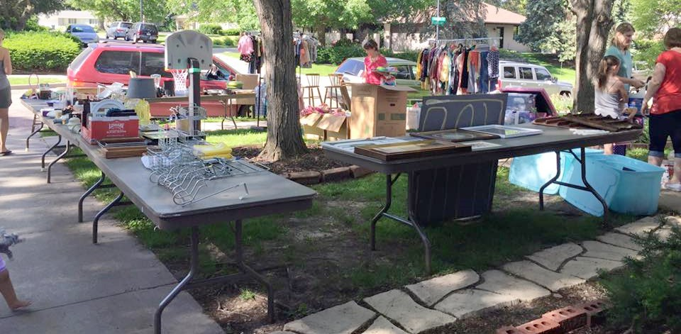 2018 CCNA Garage Sales: May 5