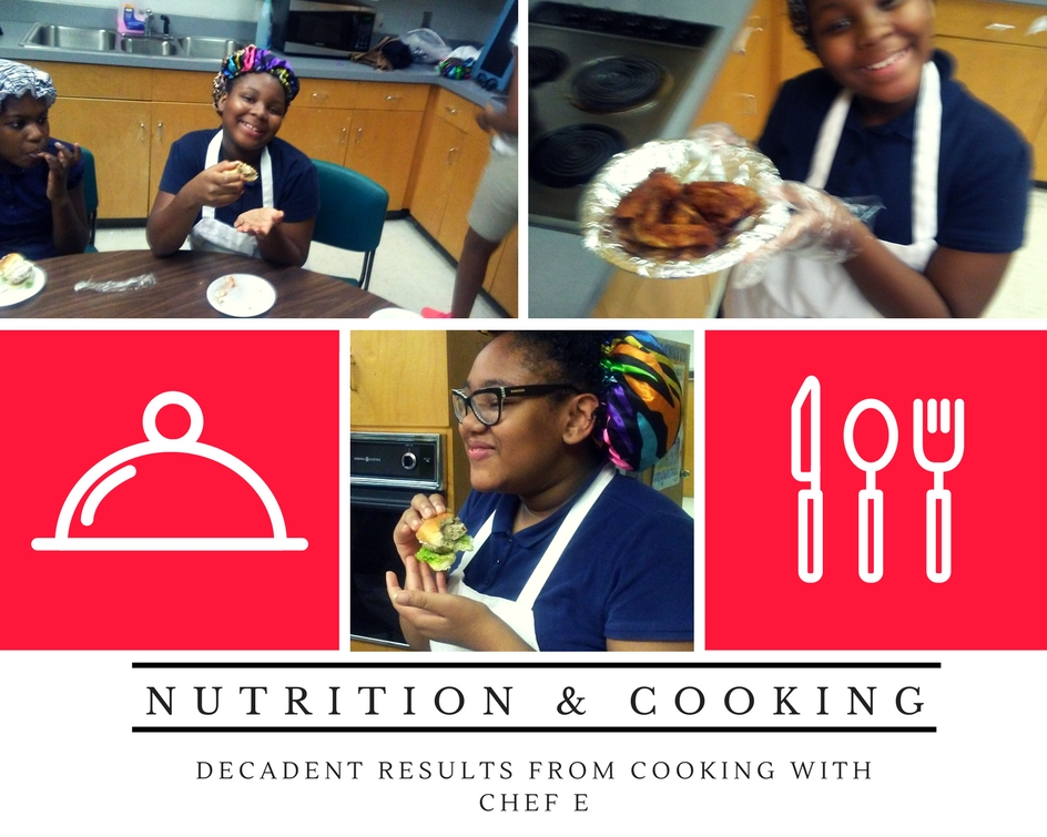 Healthy Living: Cooking