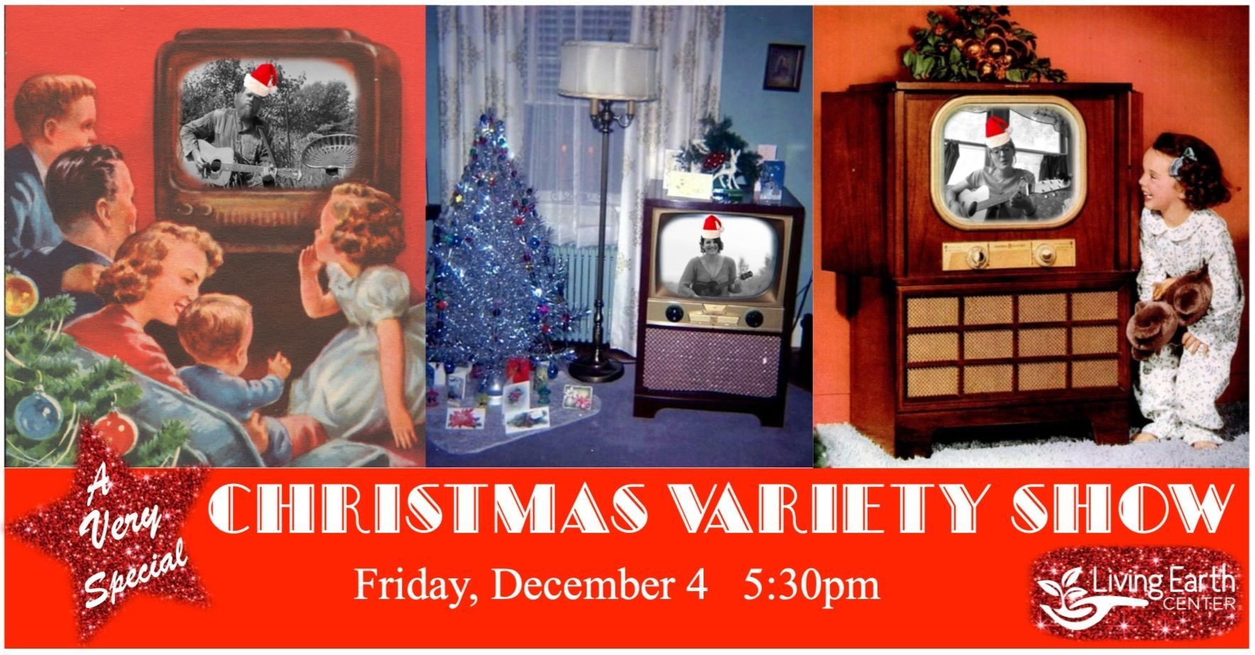 Virtual Christmas Variety Show