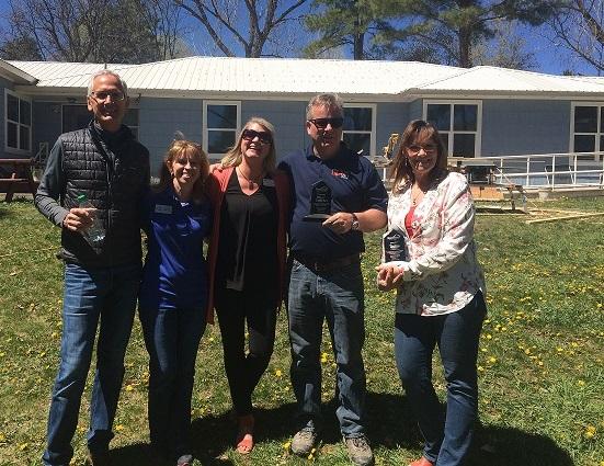 Durango Safehouse for Women Receives TLC