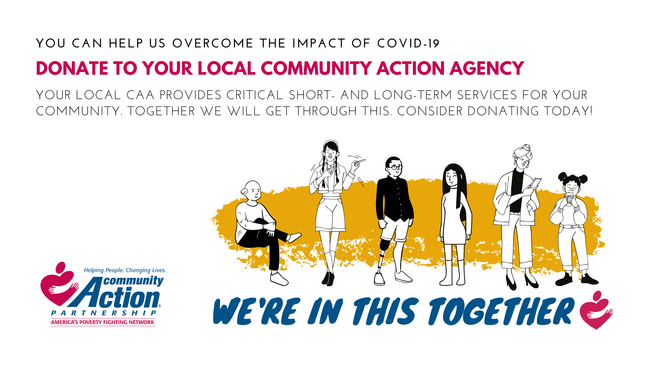 #GivingTuesday - Ways To Give To Your Local Community Action Agency in Utah!