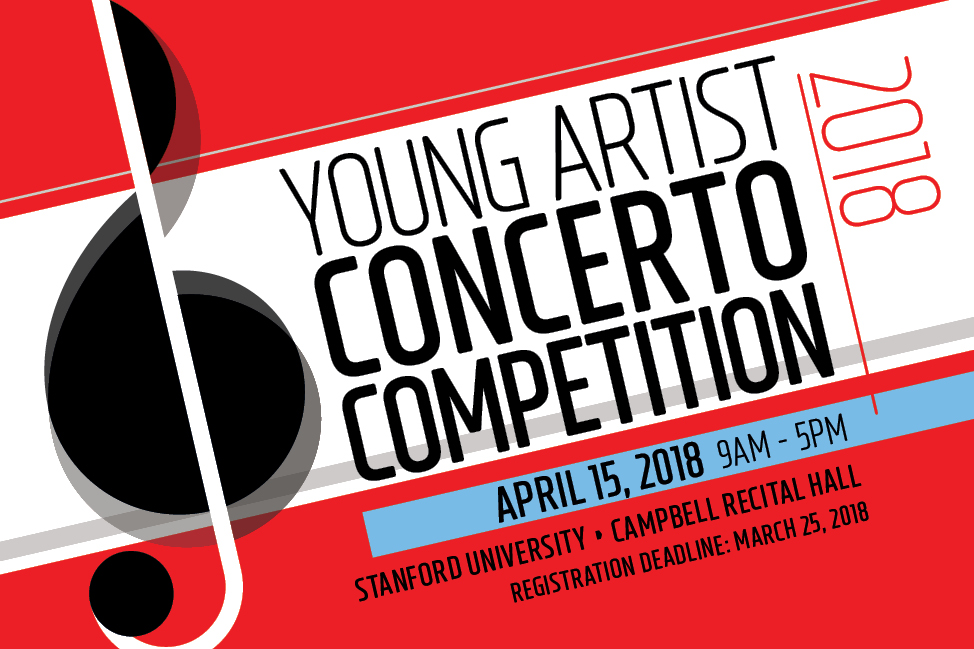Young Artist Competition 2018