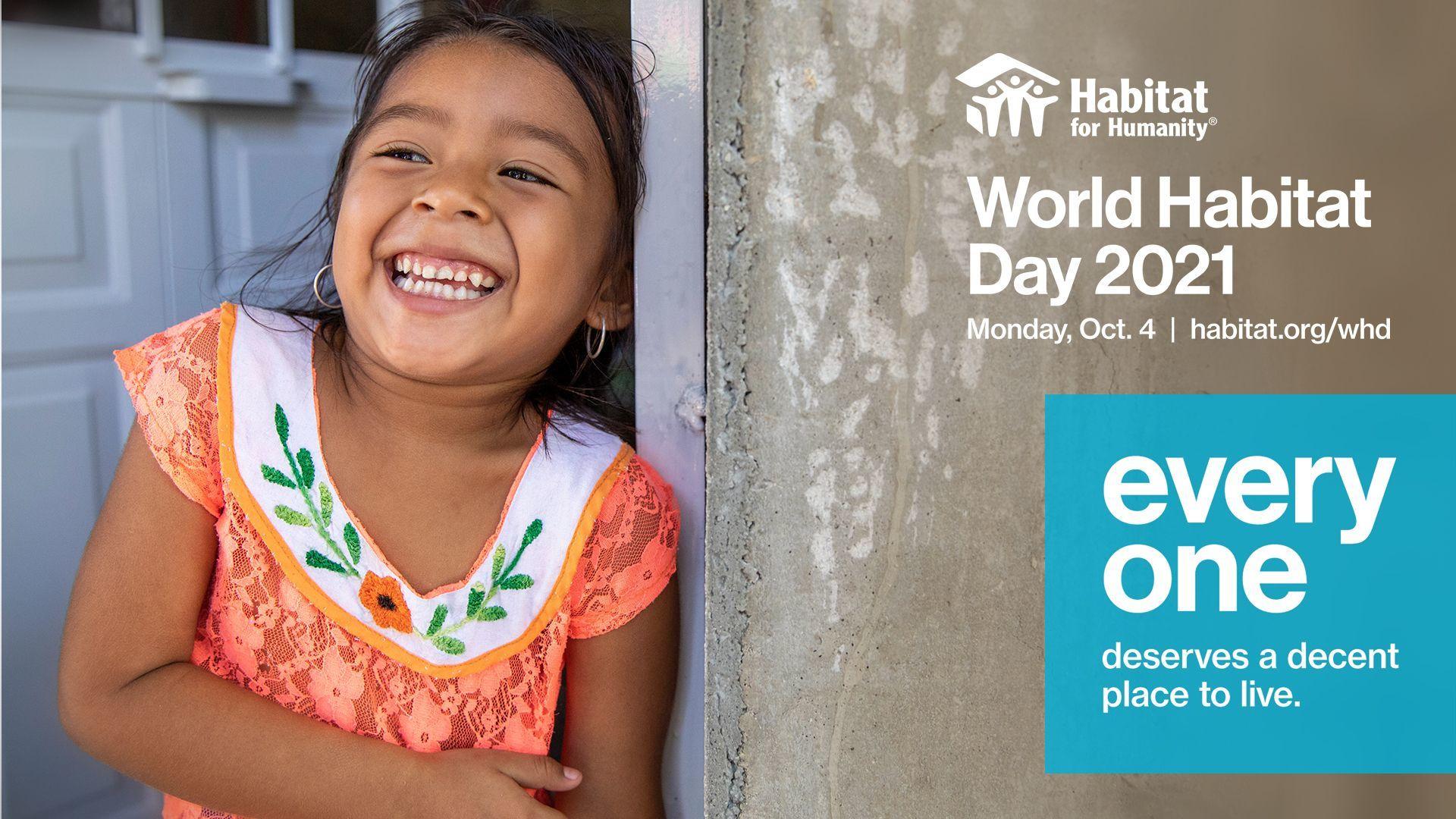 Dayton Habitat celebrates World Habitat Day