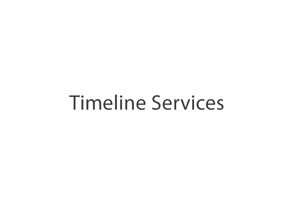 Timeline Services