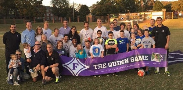 1st Annual Quinn Game