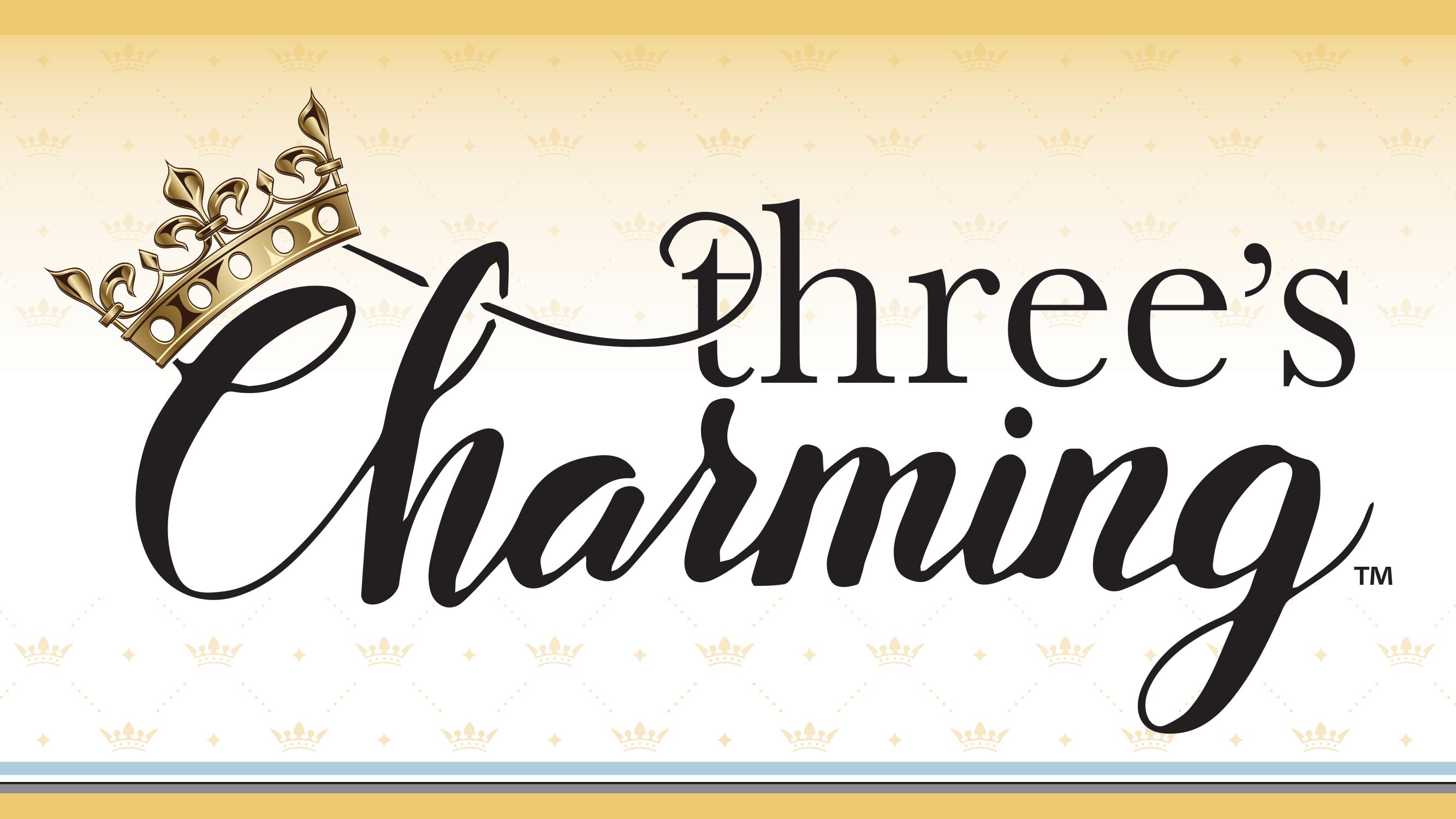 Three's Charming