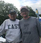 Dave Berles '55 and Jim Berles '88