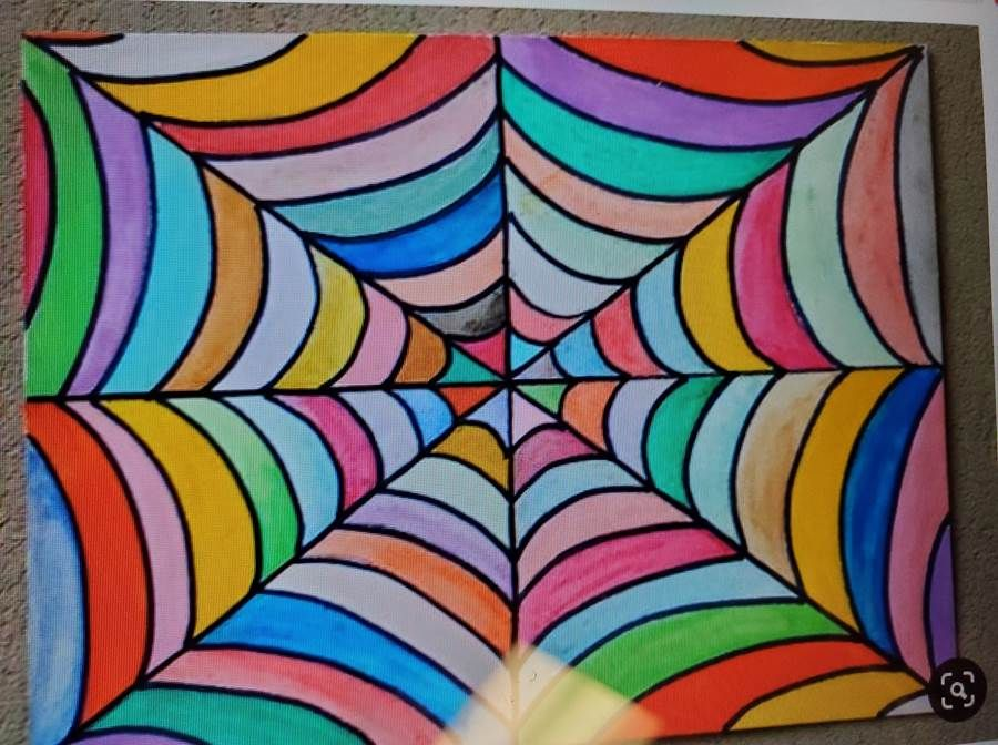 SPARKS - Arts and Crafts: Spider Web