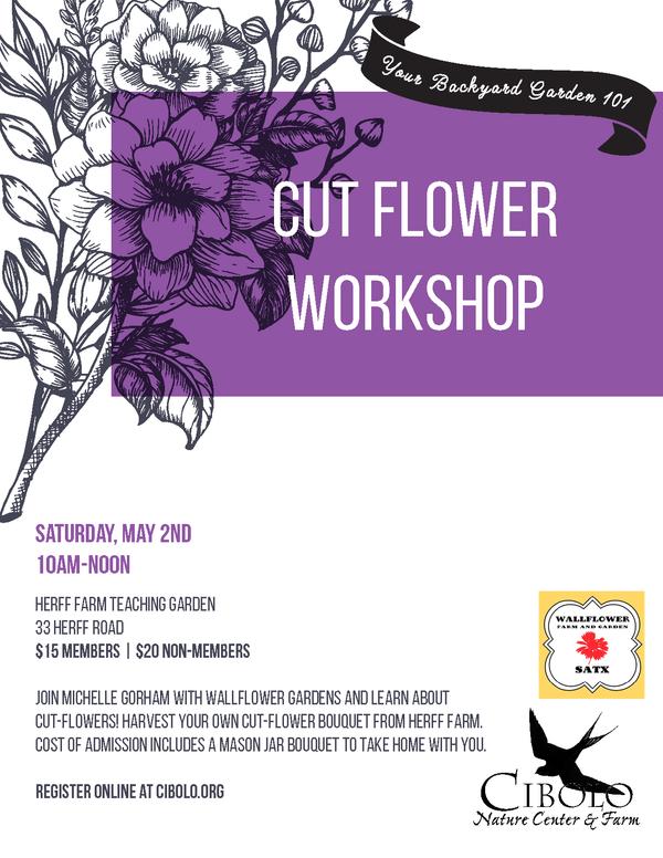 FARM: Cut Flower Workshop