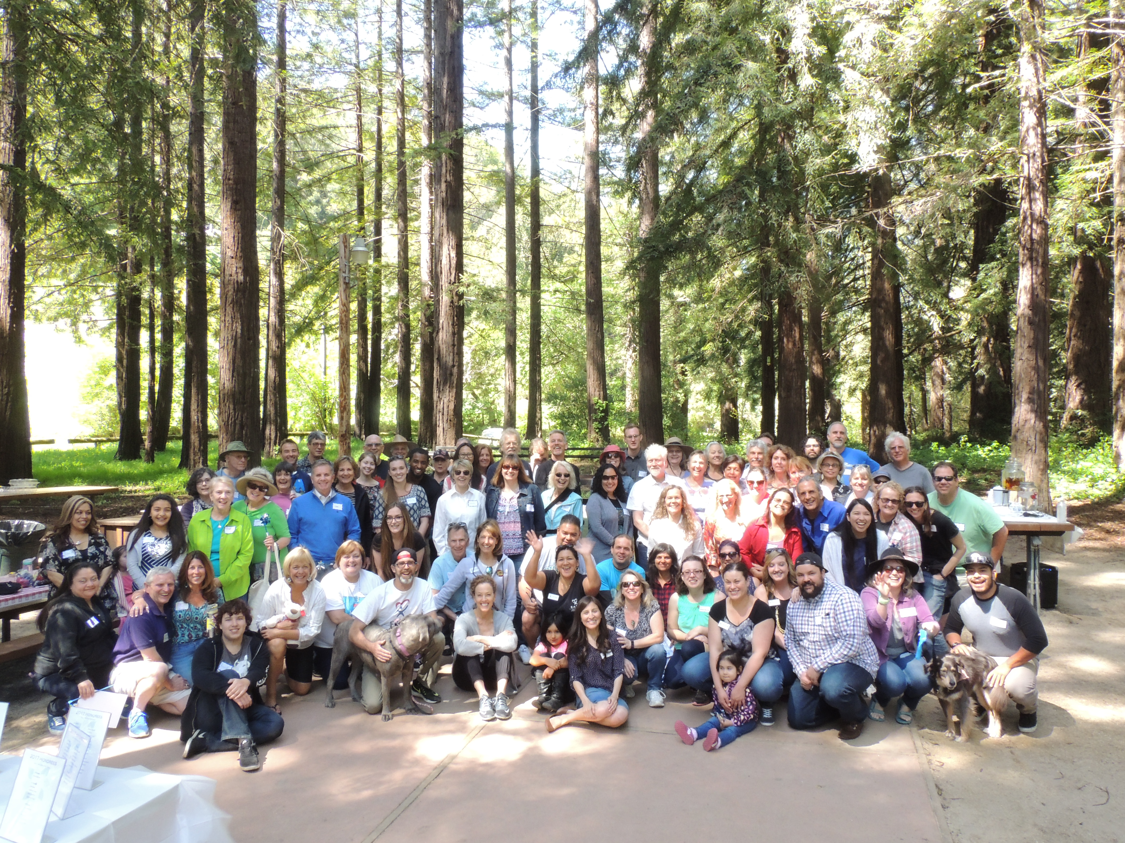 Volunteer Appreciation Picnic 2017