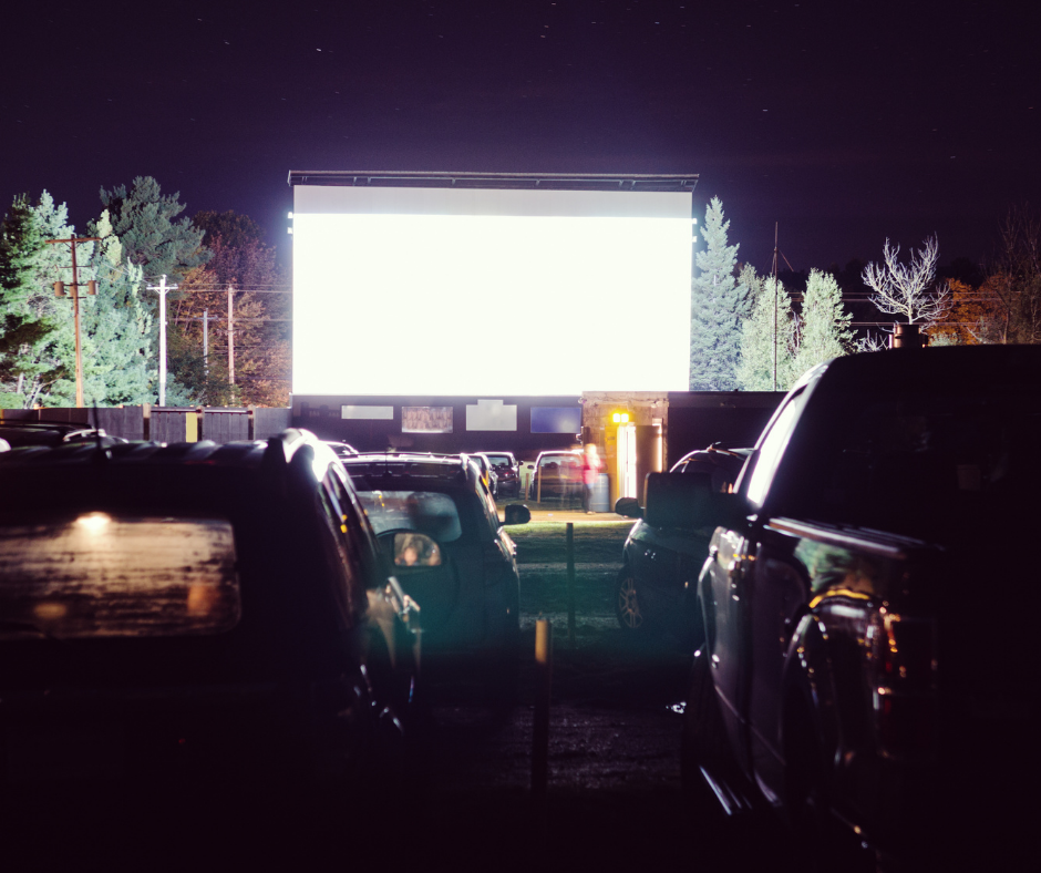 Tooele drive-in movie