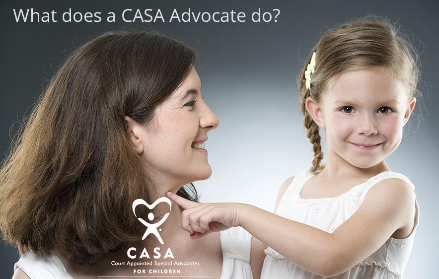 CASA of Forsyth County, Inc  : Become a CASA Volunteer