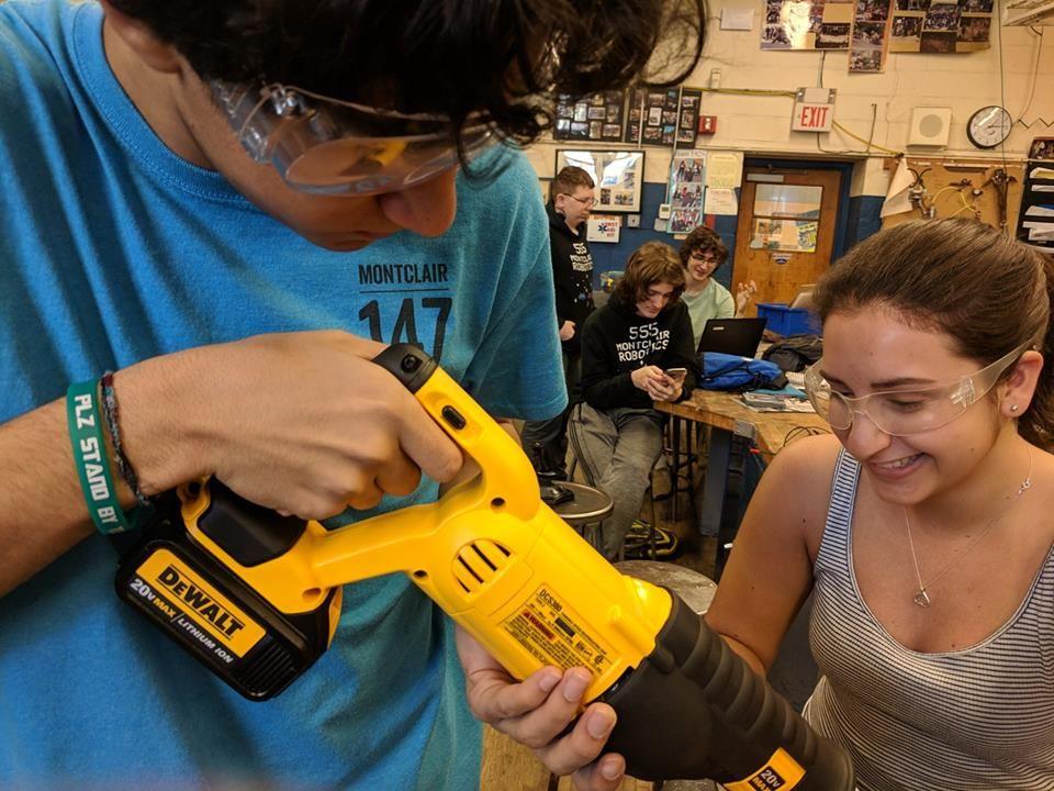 Tools for the MHS Robotics Team